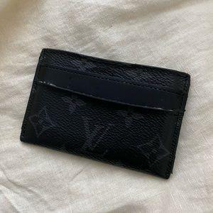 LV cardholder wallet